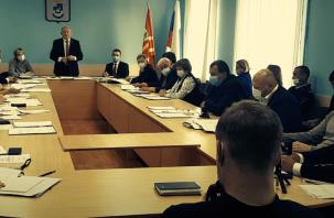 В Гагарине продолжается конфликт в городской Думе