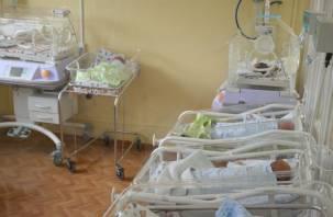 В Смоленской области выросла младенческая смертность