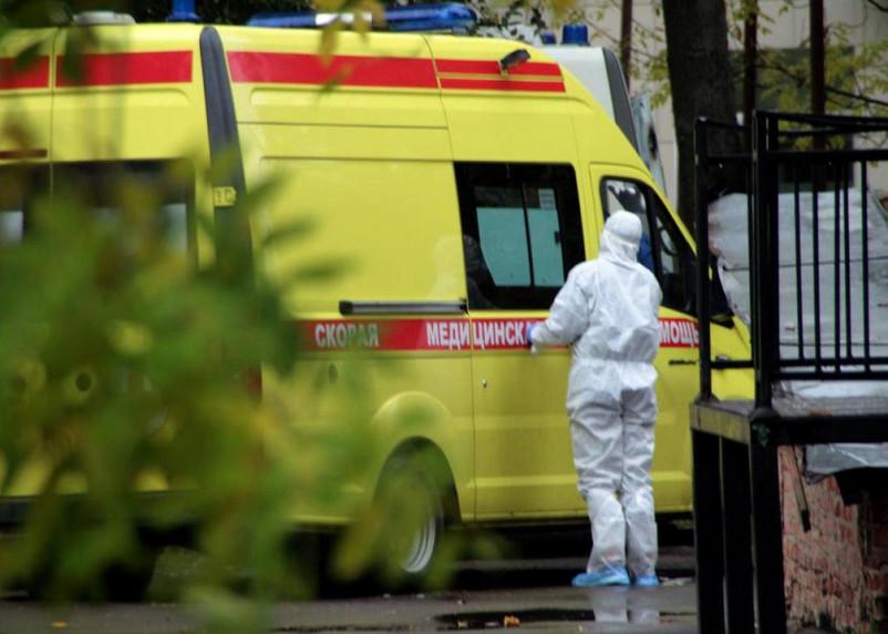 Новые случаи коронавируса выявили в 10 районах Смоленской области на 6 апреля