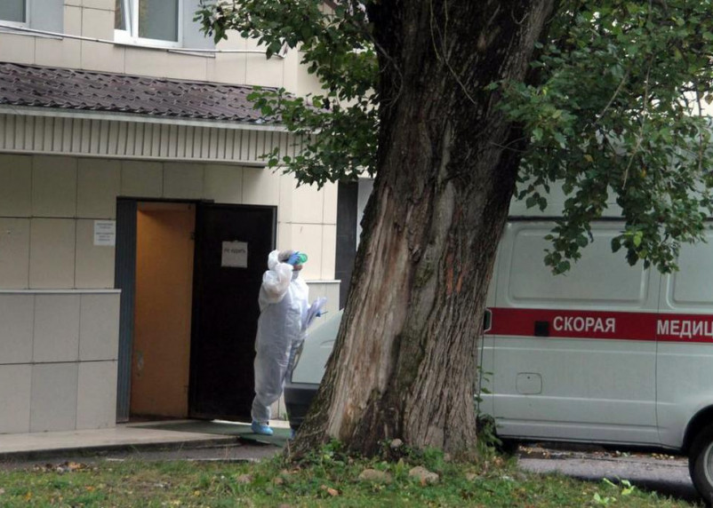 Россиянин с коронавирусом совершил самоубийство прямо в больнице