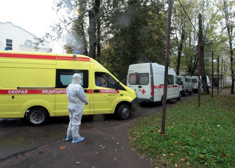 Оперативная статистика по коронавирусу в Смоленской области