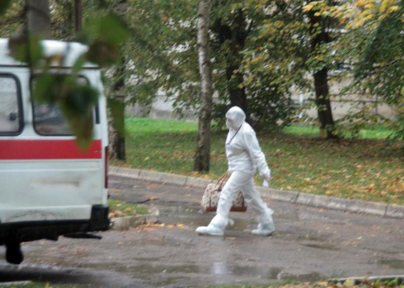 Новые данные коронавируса в Смоленской области на 1 октября
