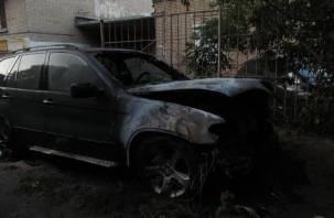 В Смоленске поймали поджигателя машин