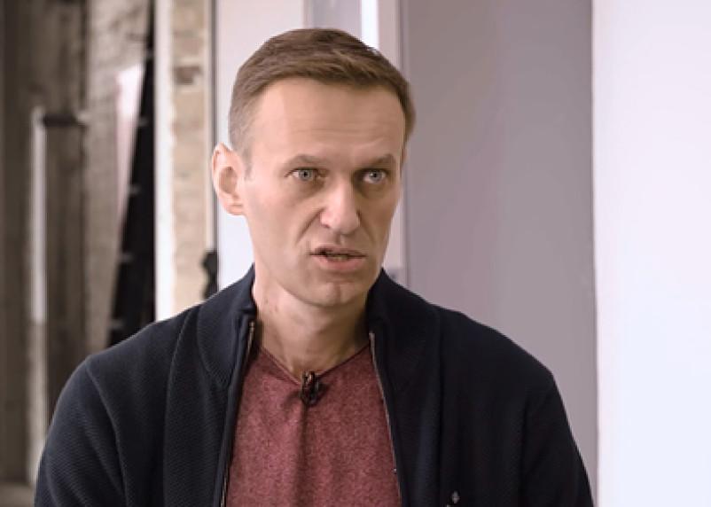 Навального задержали в аэропорту после прилета в Москву