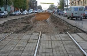 10 лет назад в Смоленске ликвидировали трамвайную ветку. Как это было