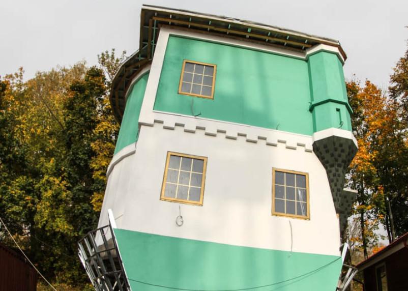 Дом-перевертыш появится в Смоленске до конца года