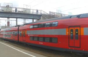 Двухэтажный поезд свяжет Москву и Смоленск завтра