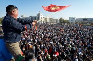 ЦИК Киргизии после протестов признал недействительными итоги выборов в парламент