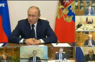 Путин: Амбулаторных больных с коронавирусом обеспечат лекарствами бесплатно