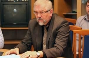 В Смоленске от коронавируса скончался бывший главный архитектор города