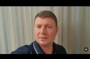 Глава Красноярска заразился коронавирусом