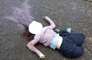Трагедия в Ярцеве. Искореженное тело женщины нашли местные жители