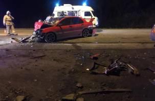 Подробности ДТП с двумя пострадавшими в Починковском районе