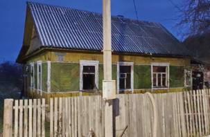 В Рославле дети вызвали пожарных к горящему дому