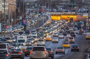 В России снова предлагают снизить нештрафуемый порог превышения скорости до 10 км/ч
