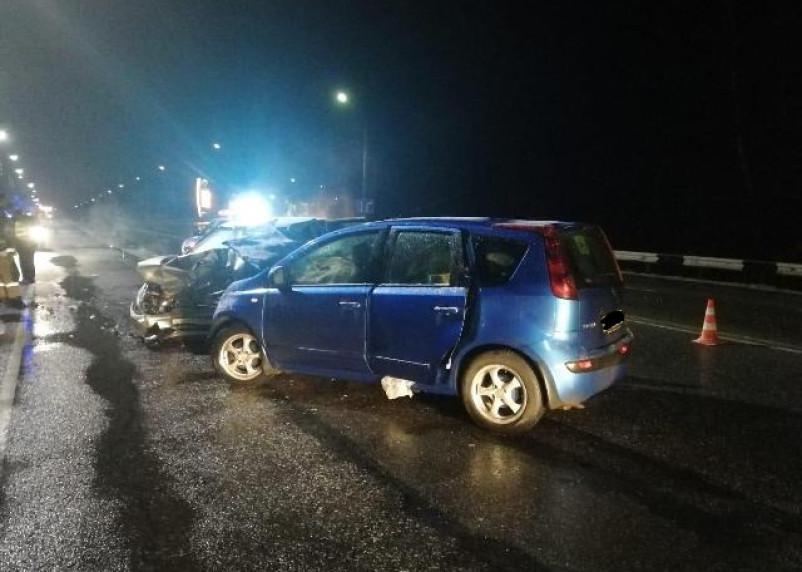 Два водителя погибли в ДТП в Смоленской области