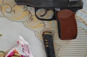 В каких регионах чаще совершают вооруженные преступления