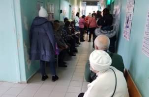 В Смоленской области инфицированных коронавирусом выявили на 11 территориях