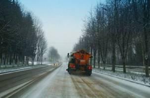 Жители Смоленска не увидели повышенной готовности коммунальщиков
