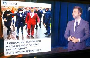 Ургант рассказал, для чего нужны депутаты Смоленского горсовета