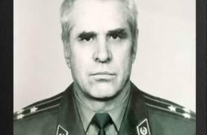 В Смоленске скончался экс-начальник регионального УФСИН Николай Кучер
