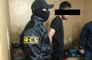 Задержанный в Вязьме пособник террористов заключен под стражу