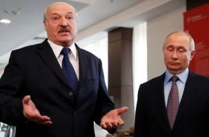 Лукашенко может потребовать отдать Смоленскую область Беларуси — эксперт