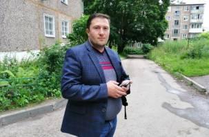 Зампредседателя Смоленского горсовета пострадал от общественного активиста