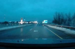 МЧС опровергло падение метеорита в Смоленске