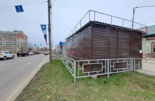 Южный въезд в Смоленск: помойка, грязь и разруха