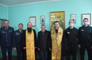 Священники пришли в СИЗО к Ефремову без масок