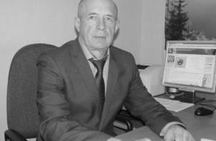На 69-м году жизни скончался глава Духовщины Вячеслав Терентьев