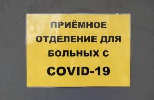 В Белоруссии началась третья волна заболеваемости коронавирусом