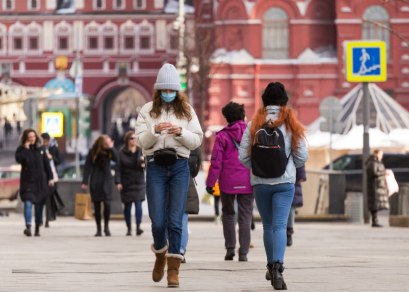 В Москве открылась запись на вакцинацию от ковид-19
