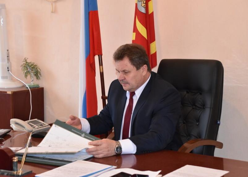 В Сафонове Смоленской области избрали главу района