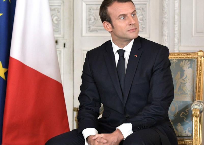 Президент Франции «подцепил» коронавирус