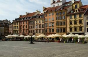 Польша вводит трехнедельный локдаун