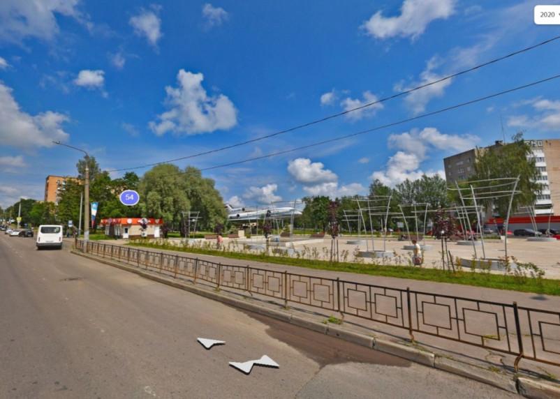 Сервис Яндекс.Карты обновил панорамы города Смоленска