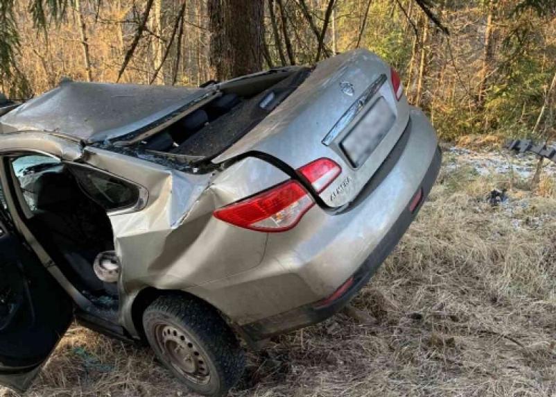 В Смоленской области в результате ДТП погибли две женщины