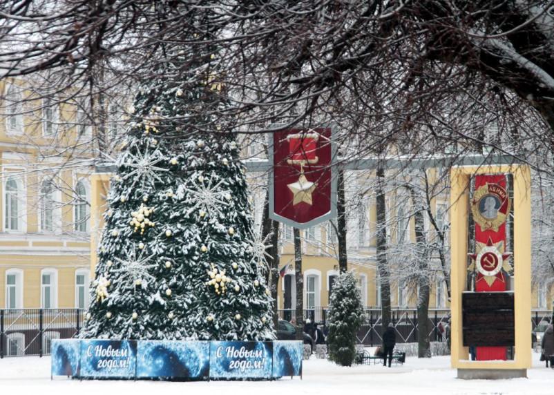 По Смоленской области «ударят» морозы