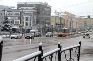 22 марта в Смоленской области ожидается облачная погода и небольшой снег