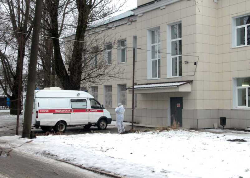 В каких районах Смоленской области выявили новые случаи коронавируса на 22 февраля