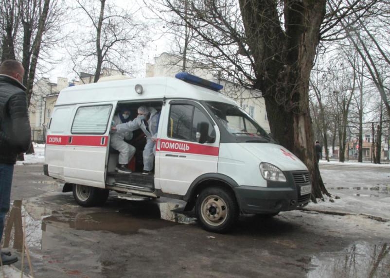В Смоленской области зарегистрировано 29 301 случай коронавируса