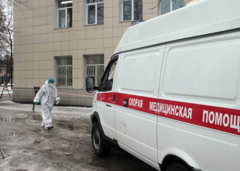 Оперативная статистика коронавируса в России на 17 марта