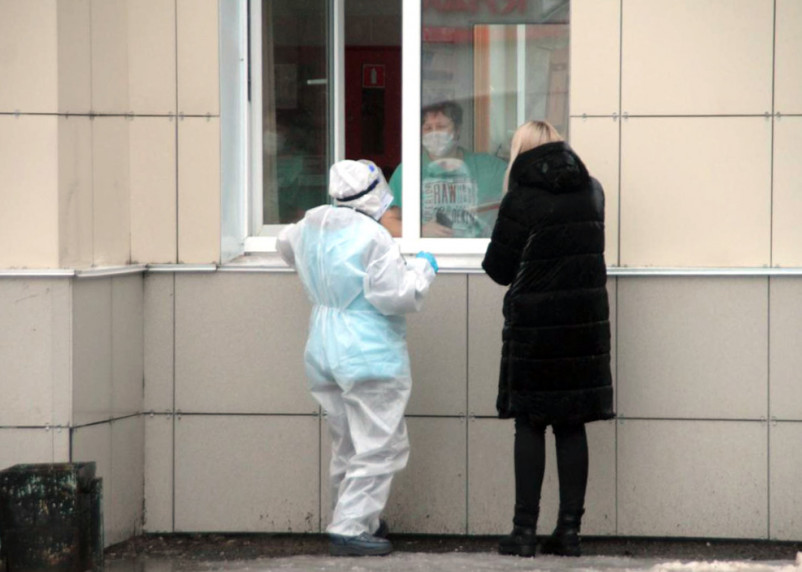Плюс 73. Оперативная статистика по коронавирусу в Смоленской области на 3 марта