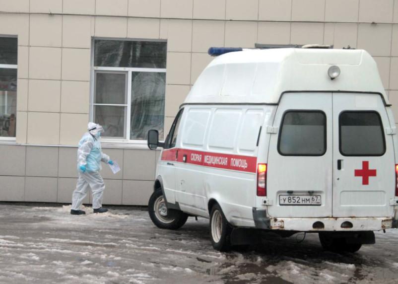 В Смоленской области еще 61 человек заразился коронавирусом за сутки