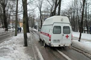 В Смоленской области создается единая диспетчерская служба «скорой помощи»
