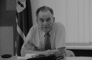 Скончался Почетный гражданин города Смоленска Алексей Орлов