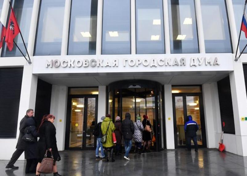 Мосгордума обновила рекорд по длительности заседания