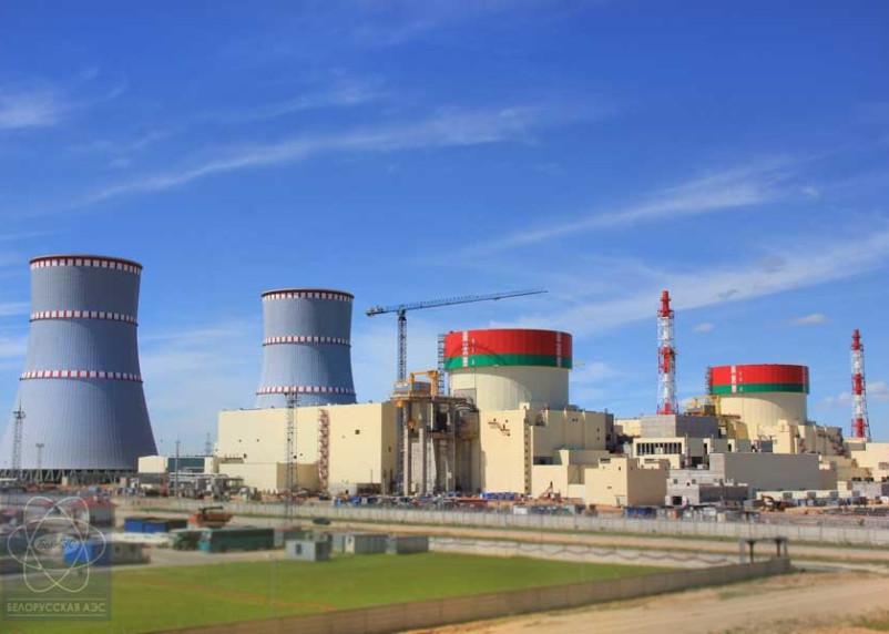 Первый энергоблок БелАЭС снова отключили от сети